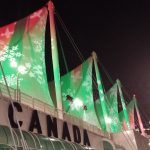 Canada Place New Years Eve 2016