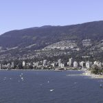 West Vancouver from Stanley Park