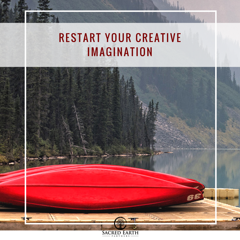 Restart Your Creative Imagination