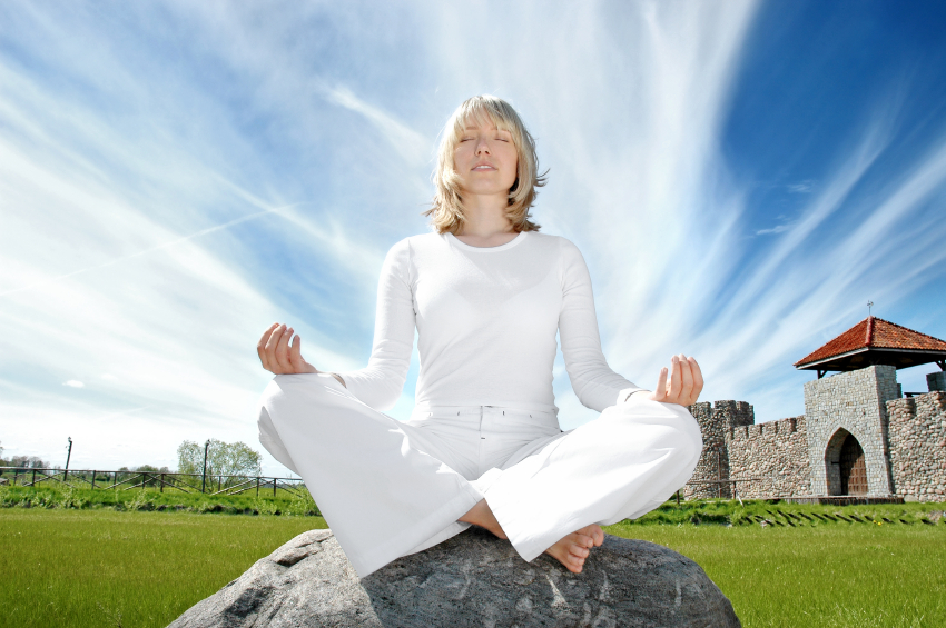 рассмотренной медитация на успокоение и повышение жизненной энергии накидки