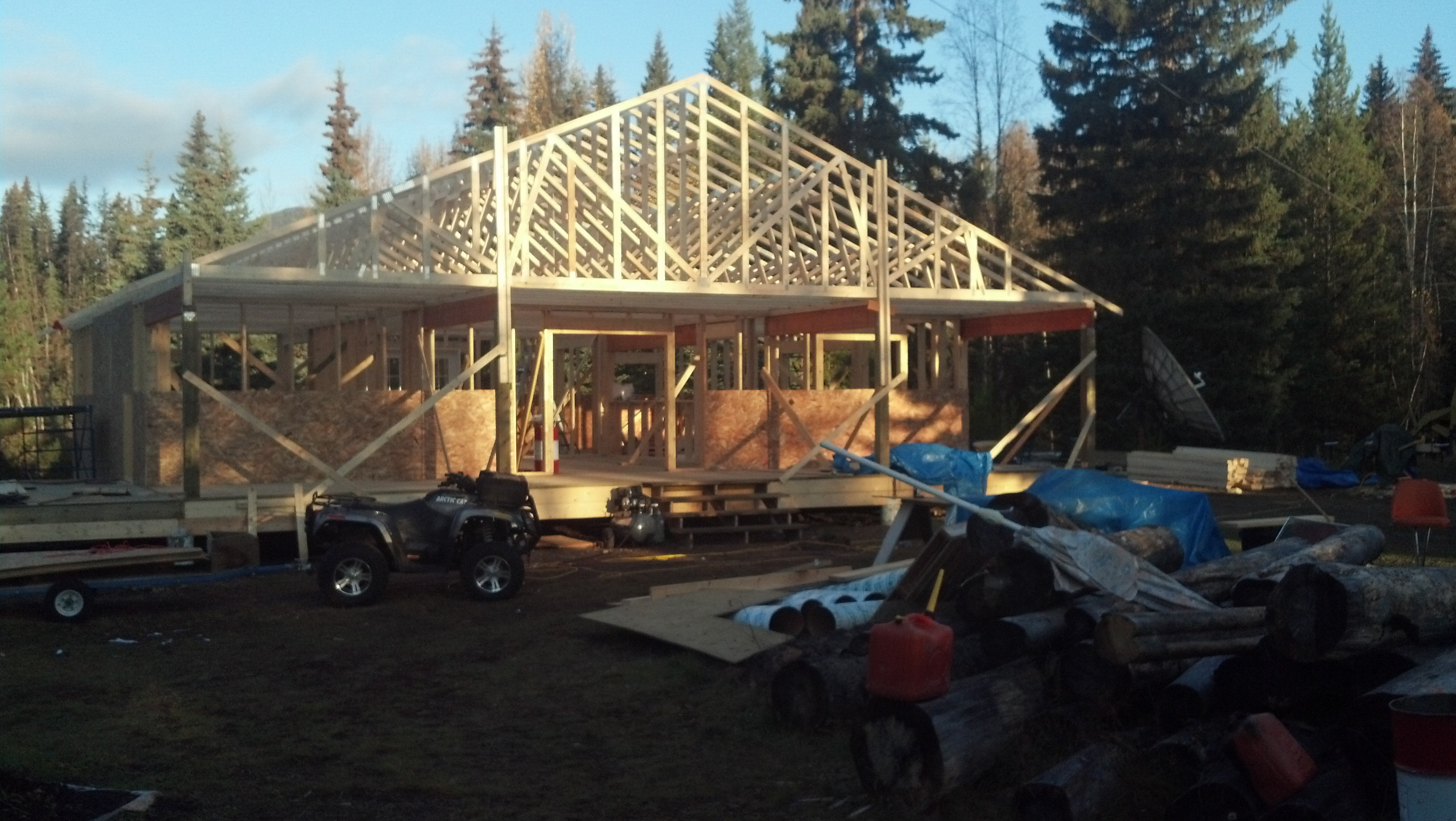 The Journey – Rebuilding Begins part 3