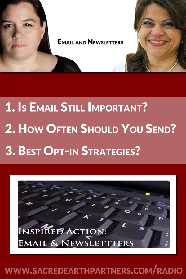 Email and Newsletters with Rosie Taylor from RosieMedia