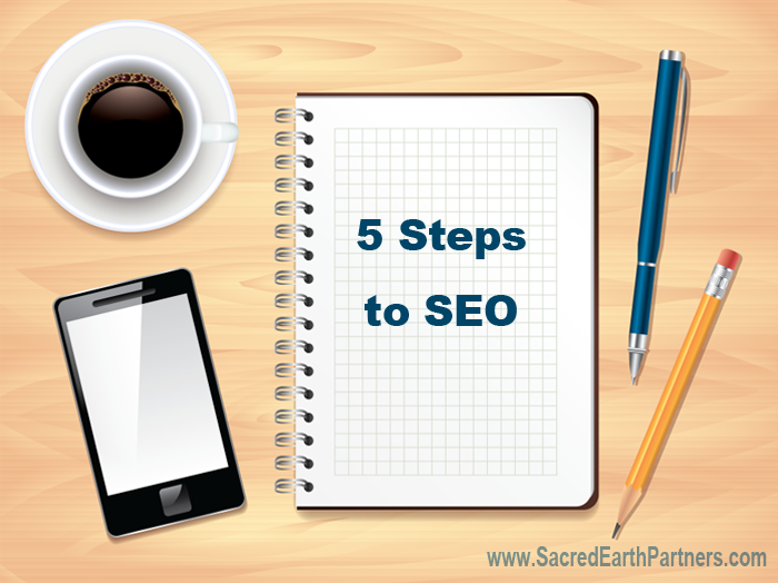 5 Steps to SEO