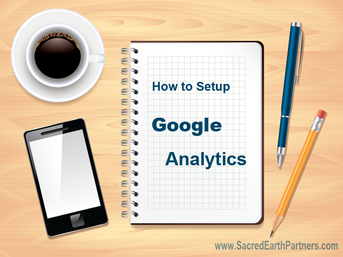 How to step up Google Analytics